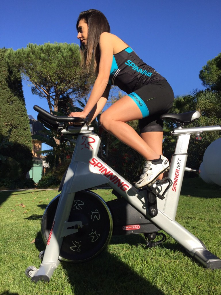 spinning bici per chi corre