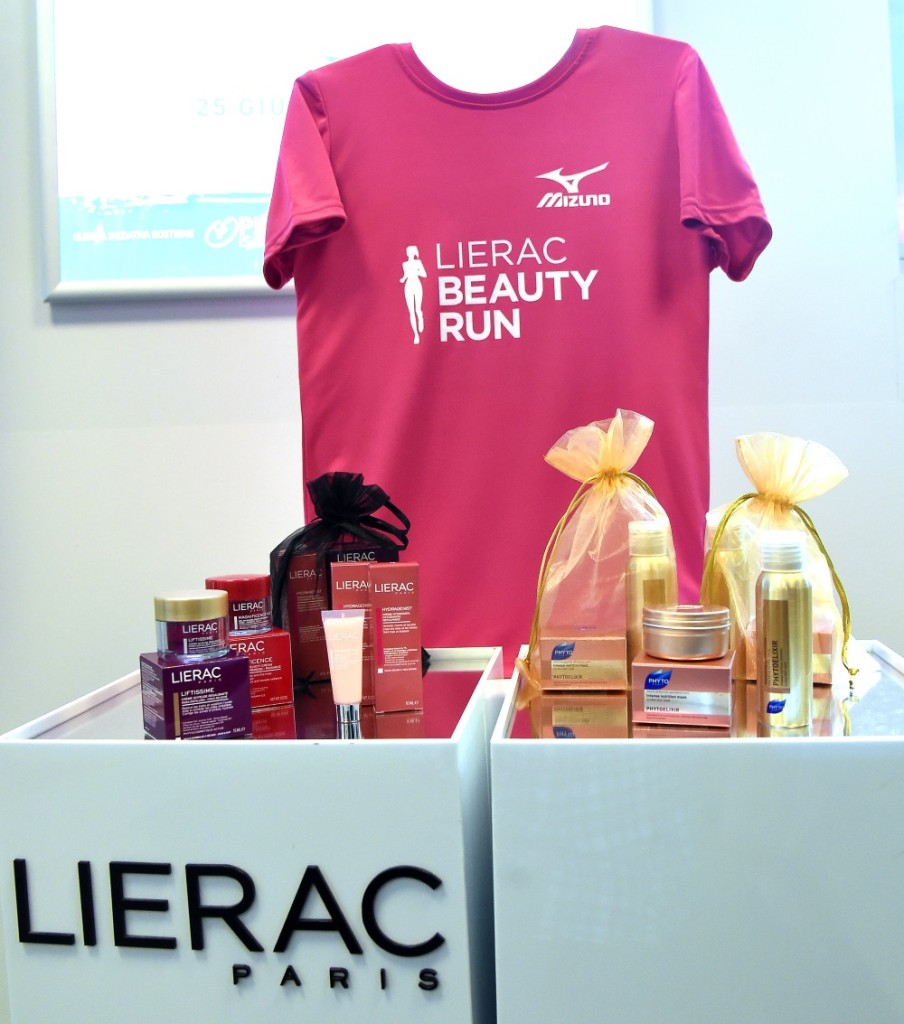 Race Kit Lierac Beauty Run