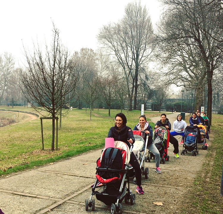 passeggino workout 3